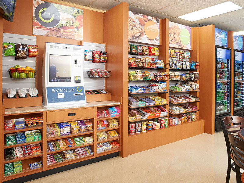 Self-serve micro-markets in Northeast Indiana